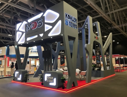 MDS Exhibition Stand – COMEX, 2018