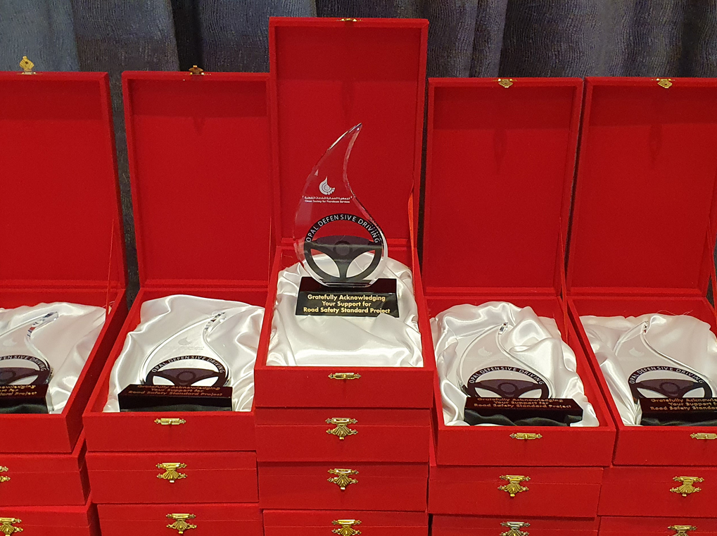 Customized Trophy Production